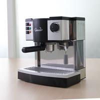 Italian steam coffee machine household pot semi automatic coffee 15
