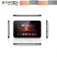 "IN STOCK 7"" 512MB/ 4GB Qualcomm 3G Phone Call GPS BT ISDB-T TV Tablet PC"