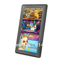 7inch Q88 Tablet PC with Dual Camera Android 4.0 Capacitive Allwinner A13 1GHz SKYPE Video Chat Wi-Fi MID 30pcs/lot