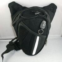 2013 New Drop Leg Motorcycle Cycling Fanny Pack Waist Belt Bag