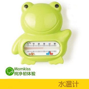 free shipping newborn supplies mamicare baby thermometer baby bathtub water temperature card(China (Mainland))