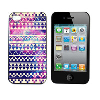 2013 New Arrival Retro Vintage Nebula Aztec Andes Tribal Pattern Case Cover For iphone 4 4G 4S Free Shipping & Wholesale