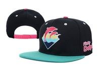 Hot sale ! Pink Dolphin Strapback Hats Basketball Football Snapback adjustable hats wholesale & dropshipping