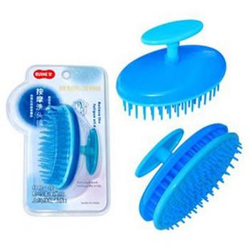 Free shipping Home supplies health care massage shampoo comb bathroom scalp massage comb soft brush comb