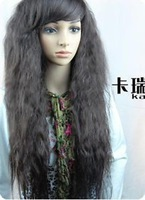 2013 beautiful and comfortable women's charm black wig