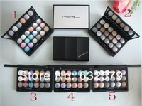 3pcs/lot new professional makeup eyeshadow 18colors couleurs edition dentelle eye shadow palette free shipping
