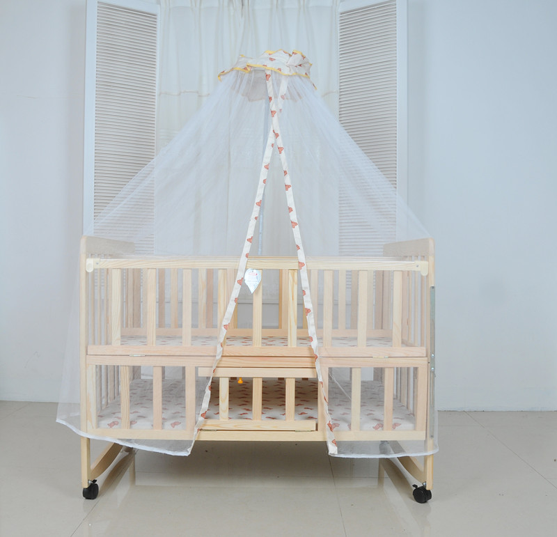Online Kaufen Großhandel twin baby wood bed aus China twin ...