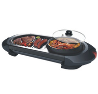 Kys898 tepenyaki electric hotplate BBQ grill