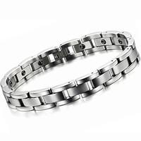 Tourmaline Energy Balance Bracelet Tourmaline Bracelet Health Care Jewelry For Women Germanium Magnetic Bracelets & Bangles 8012
