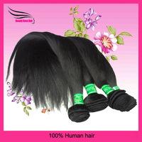Mix length 3pcs/Lot,queen hair product,striaght 100% humanhair, DHL free shipping