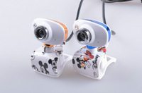 10pcs/lot.USB 2.0 hd webcam and microphone to PC USB camera computer laptop + free shipping