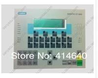 Fedex/DHL Free shipping wholesale New Touch Screen Membrane Keypad C7-633 6ES7633-2BF02-0AE3
