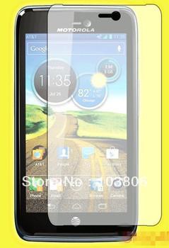 FREE SHIPPING SCREEN PROTECTOR For AT&T Motorola (Atrix HD MB886) Clear LCD Screen Protector Guard Skin