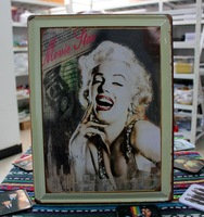 Marilyn monroe marilyn monroe sexy Large metal painting vintage retro finishing poster