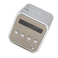 UN Micro SD TF Speaker Music USB Portable FM Radio Stereo Mini MP3 Player for PC