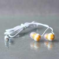 3.5mm Football Earbud Earphone Headphone 4 for MP4 MP3