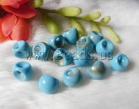 Free shipping!!!ABS plastic shank button,Jewelry For Men, candy style, light blue, 11mm, 100PCs/Bag, Sold By Bag