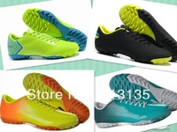 Fashion New Models Turf Football Boots,Brand Soccer Shoes Football Shoes 8Colors Mix Order Top Quality Free Shipping Size:39-45!