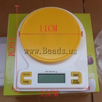 Free shipping!!!Digital Pocket Scale,Wedding, ABS plastic, 160x130x27.50mm, Sold By PC
