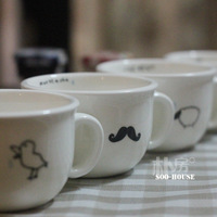 Deg . zakka is deg . ceramic milk cup coffee cup