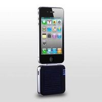 5PCS/LOT Nice Solar Power Bank for iPhone 4/iPhone 4s/iPod Free Shipping