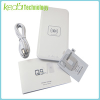 Single-Position Wireless Charger Qi Receiver transmitting terminal for Sumsung Galaxy Note2 N7100 with Retail Box