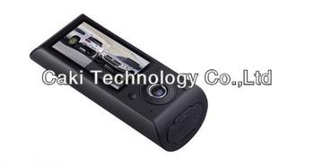 2013 the best dual lens driving recorder Car Black Box GPS High pixel dual cameras140 degree G-Sensor New Design X3000