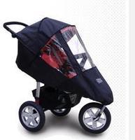 pneumatic wheels stroller's rain cover / Space special passenger stroller's rain cover  / stroller's rain cover