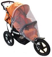 Big wheel stroller's mosquito net /export stroller's mosquito net/ baby stroller's mosquito net