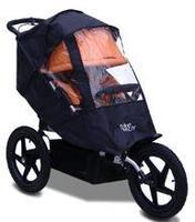 stroller's rain cover / three stroller's rain cover / 41CM large three stroller's rain cover