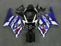 Fits for GSXR1000 K1 00 01 02 GSXR1000 2000 2001 2002 fairing GNMCDFR4