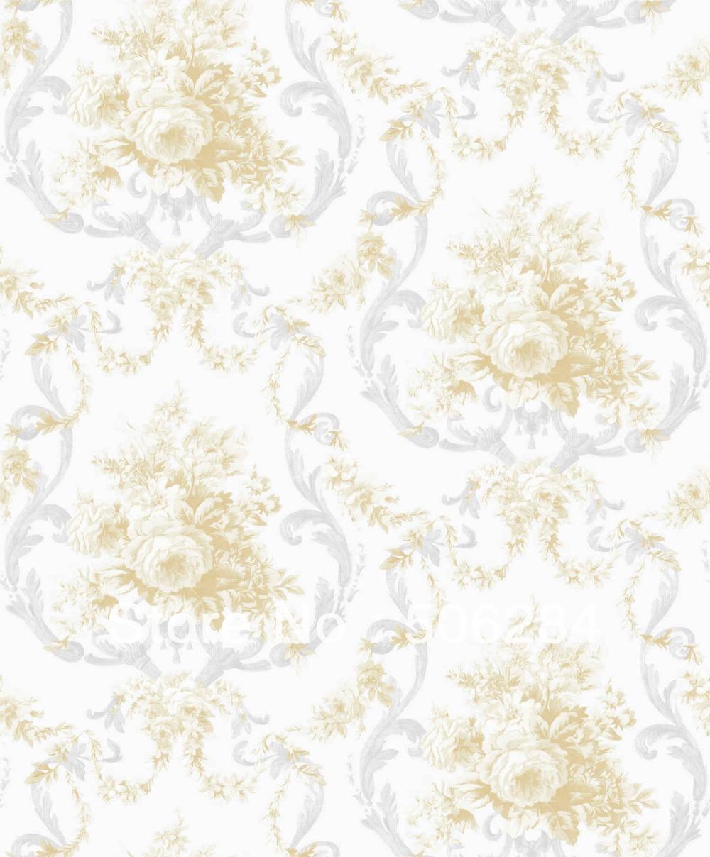 antique cream wallpaper - photo #6