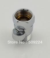 Solid Brass Chrome Water Flow Valve For Bidet Sprayer and Shower G1/2
