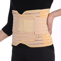 Hywell 0821 bamboo charcoal fiber breathable sports waist type pressurized support postpartum abdomen fitness drawing