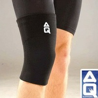 Aq kneepad aq1151 standard type knitted kneepad professional sports protective clothing