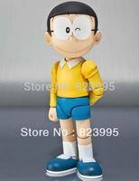 NEW  Doraemon   Anime peripheral   Nobi Nobita   birthday present   figure  PVC 12 CM Free Shipping