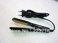 Free Shipping Mini Flat  Iron  Hair Apparatus Best Fashion Beauty Hair Iron USA/RV/UK/AU/Plugs