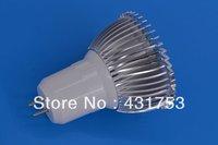 85-265V AC GU5.3LED spotlights 12W (4 * 3W)  LED lamp  warm white / white / cool white bulb free shipping ( high brightness )