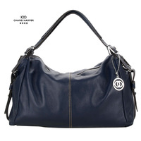 Genuine leather women's handbag first layer of cowhide female bags