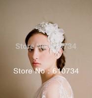 VH0804 Beautiful Twigs Honey Hairwear With Crystal White Women Wedding Accessories Bridal Hairwear