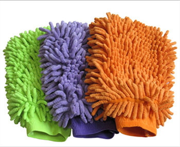 Multifunctional dust gloves car wash gloves mdash . cleaning gloves cleaning gloves single face