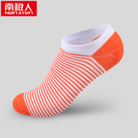 6 double sock slippers shallow mouth female invisible socks female sock cotton socks 100% cotton summer thin socks