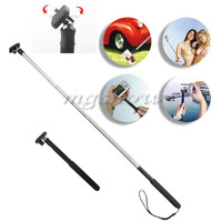 Extendable Telescopic Handheld Portable Monopod Pole for Camera Gopro Hero 1 2 3[050167 ]