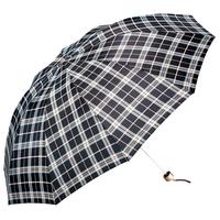 Newest 2013 umbrellas plaid umbrella male umbrella plus size commercial umbrella folding 300t