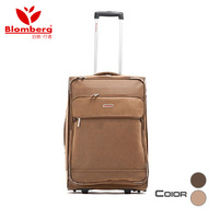 Pvc trolley luggage 20 24 vintage travel bag trolley luggage female male bags