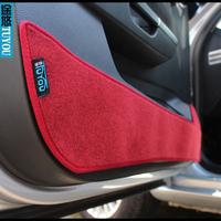 Volkswagen new bora 2013 refit door protection pad