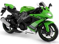 Free Shipping Brand New Kawasaki Ninja Zx-10R 2006 Diecast Motorcycle by Maisto 3 Color To Choose