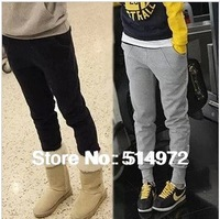 New 2014 Sports Pants Women Ladies Casual Harem Pants Trousers Free Shipping Best Selling!
