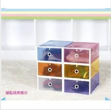 wholesale clear shoe storage box