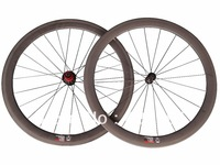 Best Carbon 700C 50mm Road Bike Wheel, Wheelset For Clincher Wheels